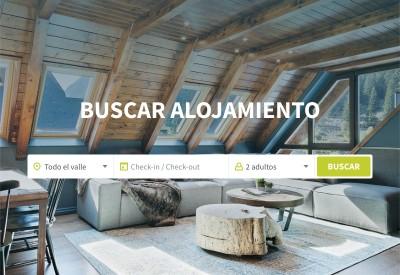 Encuentre su alojamiento en Baqueira y el Valle de Aran